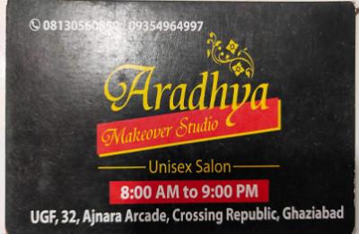 Aradhya Makeover Unisex Salon
