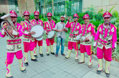 Punjabi And Rajasthani Dhols