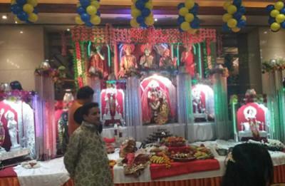 Prakash Jaipuria & Party