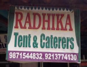 Radhika Tent & Caterers