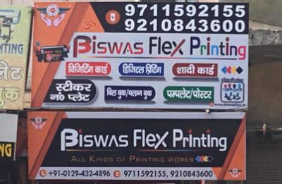 Biswas Flex Printing