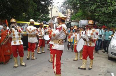New Chamundi Band
