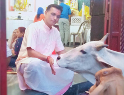 Gajendra Jha Shashtri