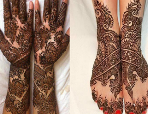 Mehandi Creation