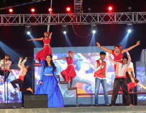 Kirans Dance In Rhythm