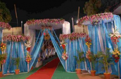 hari Tent Decoration
