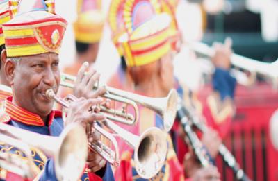 New Gandharva Brass Band