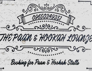 The Paan Hookah Lounge