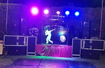 M K Musical Group & DJ sound