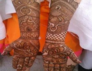 Delhi Mehndi Art