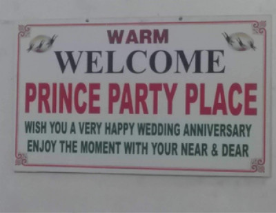 Prince Party Place