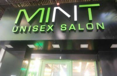 Mint unisex salon