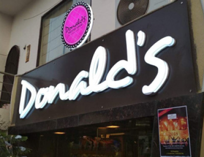 Donalds Pastry Shop