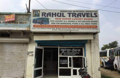 Rahul Travels