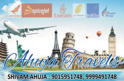 Ahuja Travels