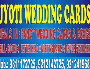Jyoti Wedding Cards