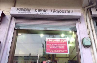 Advocate Pawan Bansal