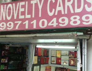 Novelty Cards