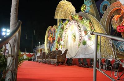 Malpani Wedding Ground