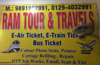 Ram Tour & Travels