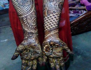 Sai Bridal Mehendi Artist