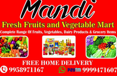 Mandi Fresh Fruits And Vegetable Mart