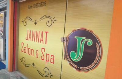 Jannat Unisex Salon The Spa