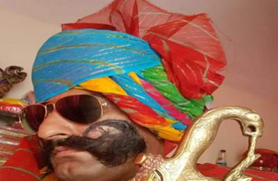 Rajputana Shahi Safa