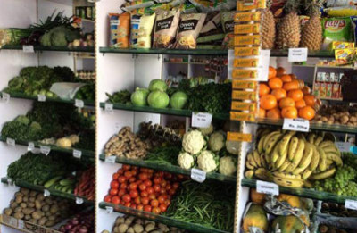 Indian Fresh Vegetable And Departmental Store