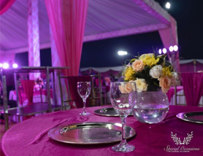 Special Occasions Tents & Caterers