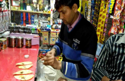 Khan Pan And Cigarette Bhandar