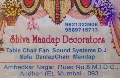 Shiva Mandap Decorators