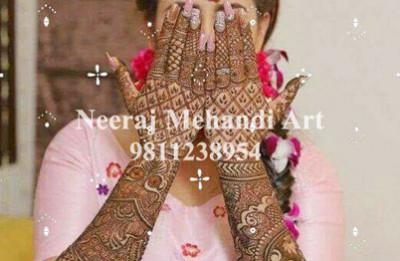 Neeraj Mehandi Artist in Atta Market|Bridal Mehandi in Noida|Saket|Mayur Vihar|New Friends Colony