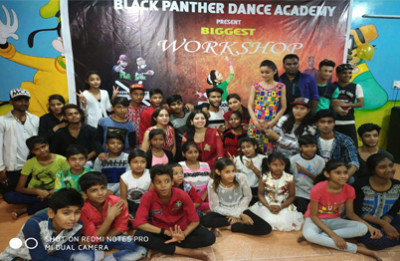 Black Panther Dance Academy & Performing Group