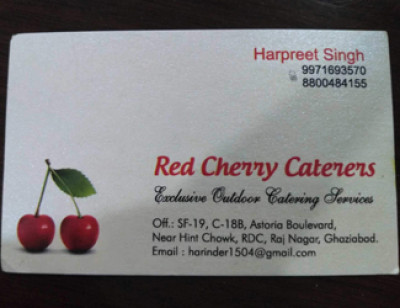 Red Cherry Caterers