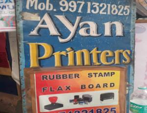 Ayan Printers