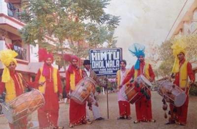 Himtu Band & Punjabi Dhol