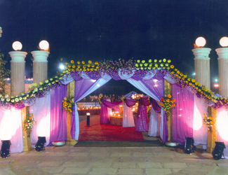 OM Sai Caterers & Tent Decorators