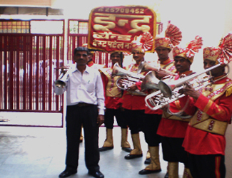 Inder Band Kotla Mubarakpur