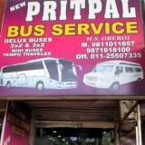 Pritpal Bus Service
