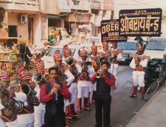 Oberoi Band