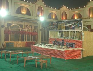 Guru Nanak Tents