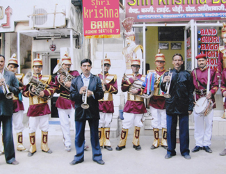 Shri Krishna Band