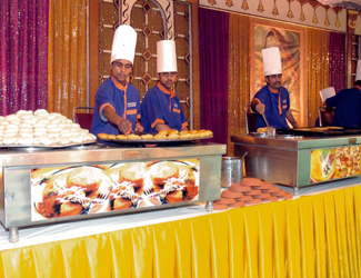 Sai Caterers & Decorators