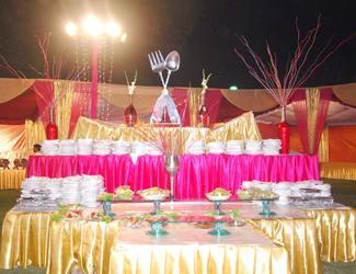 Gangwal Tent & Light