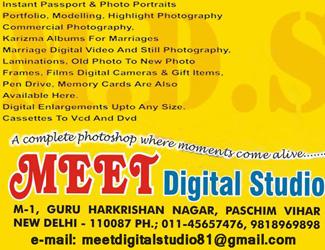 Meet Digital Studio