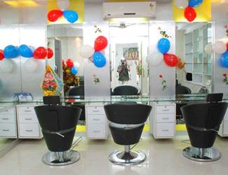 M Unisex Salon